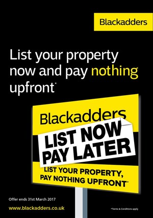 List Now Pay Later Flyer New