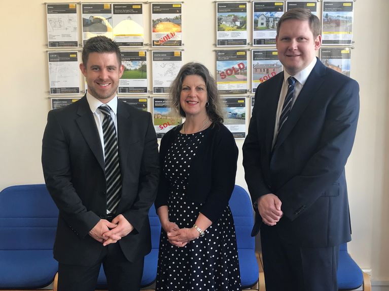 Blackadders' conveyancing team grows with appointment of Susie Clark