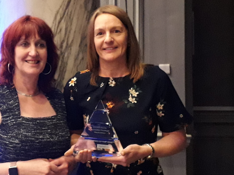 Paralegal of the Year Nyona Nicol