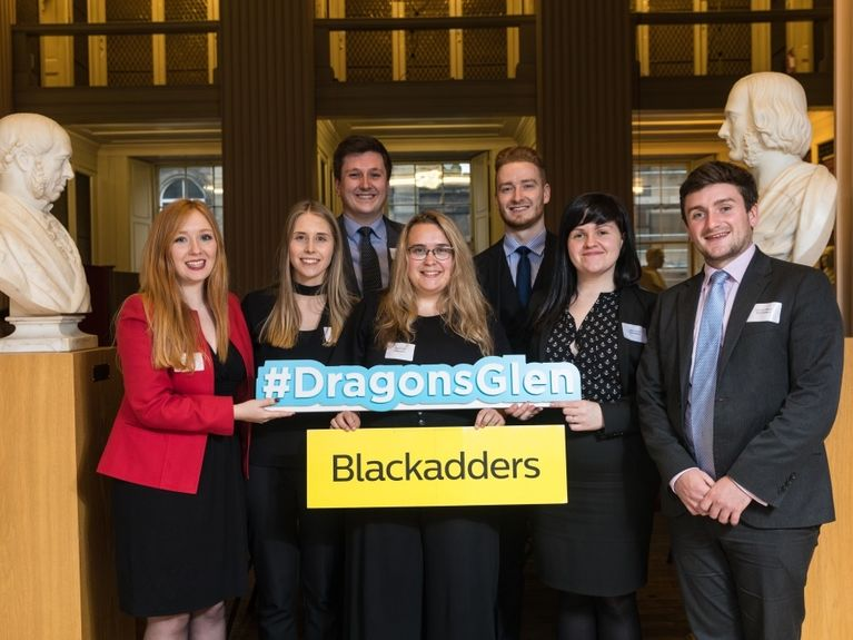 Blackadders Dragons' Glen Challenge