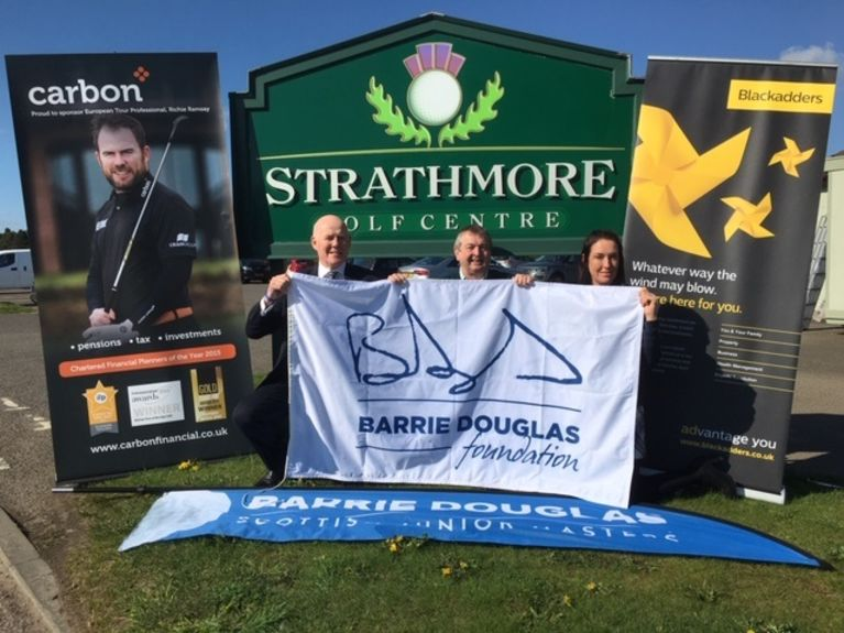 Blackadders Backing For Foundation Golf