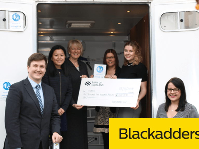 Blackadders to merge with Plenderleath Runcie