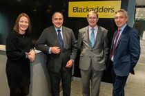 Blackadders moves into new Edinburgh office