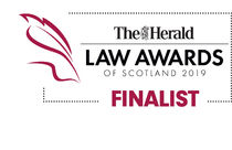 Blackadders' Finalists at The Herald Law Awards 2019!