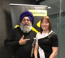 Hardeep Singh Kohli - Blackadders We Love Business Breakfast Club