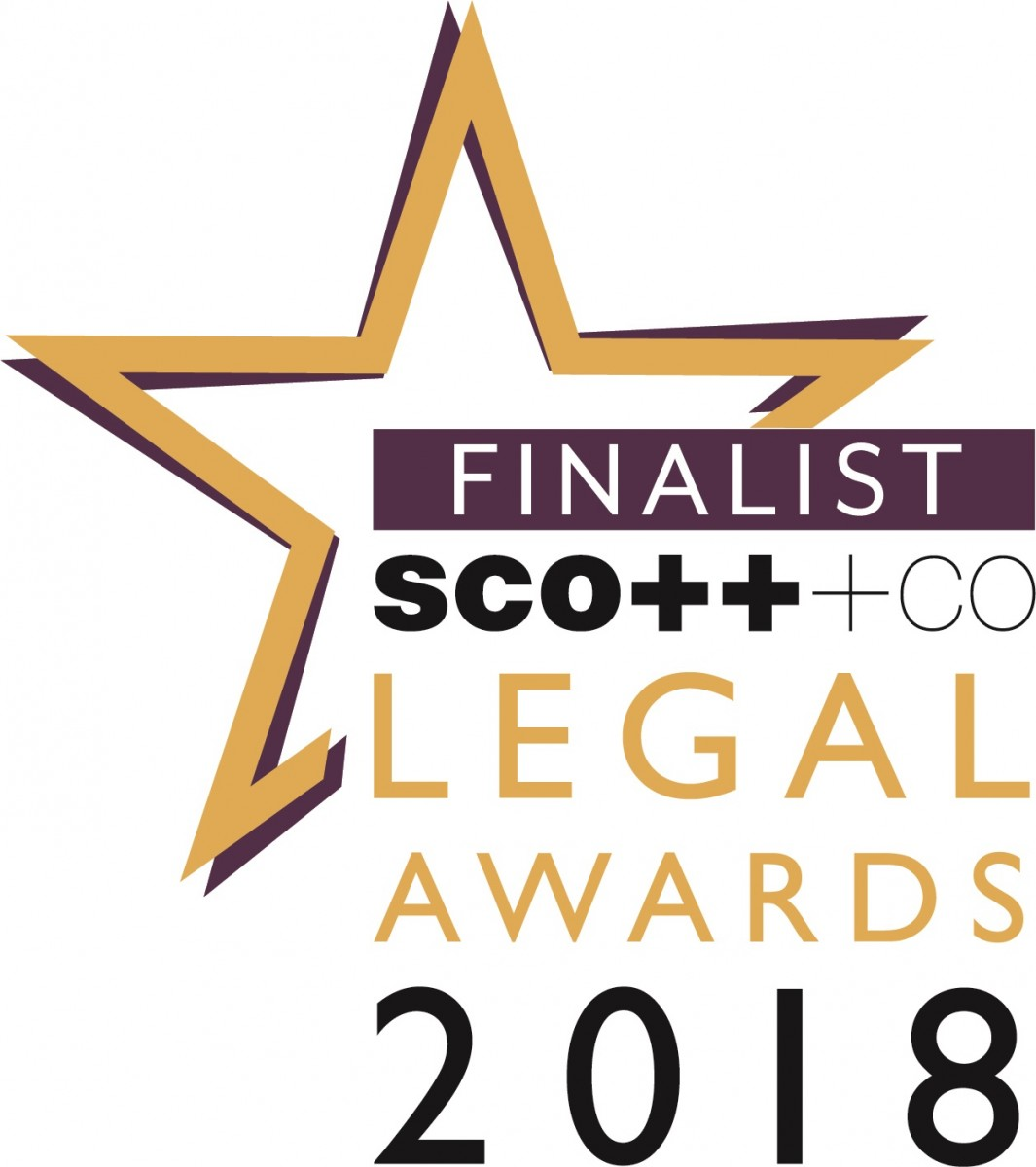 Finalist Scottish Legal Awards