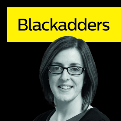 Ruth Weir, Associate Solicitor at Blackadders LLP